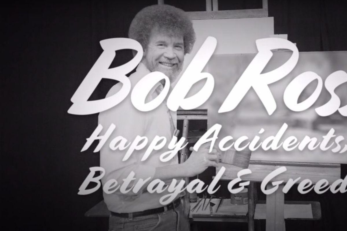 Don't worry, the new Netflix Bob Ross documentary doesn't ruin Bob Ross for us