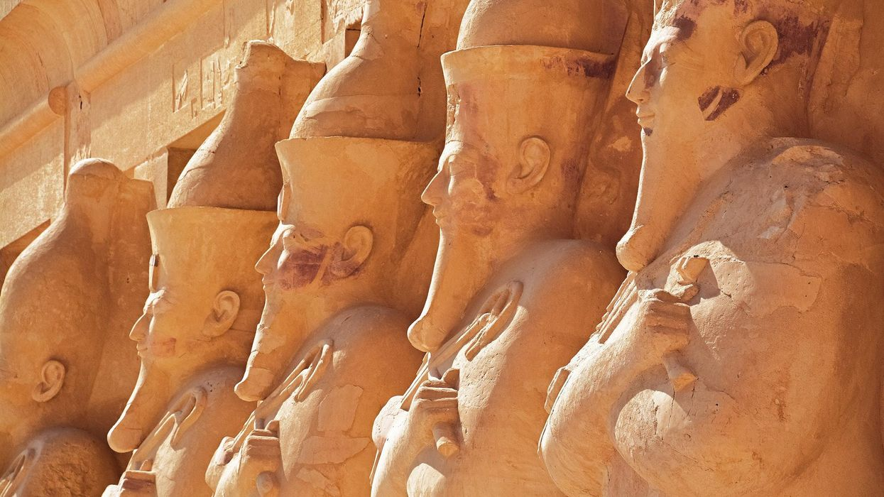 Pharaoh's groupies:          why are we obsessed with ancient Egypt?