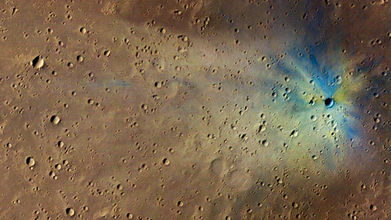 AI discovers new craters on Mars in just five seconds - img
