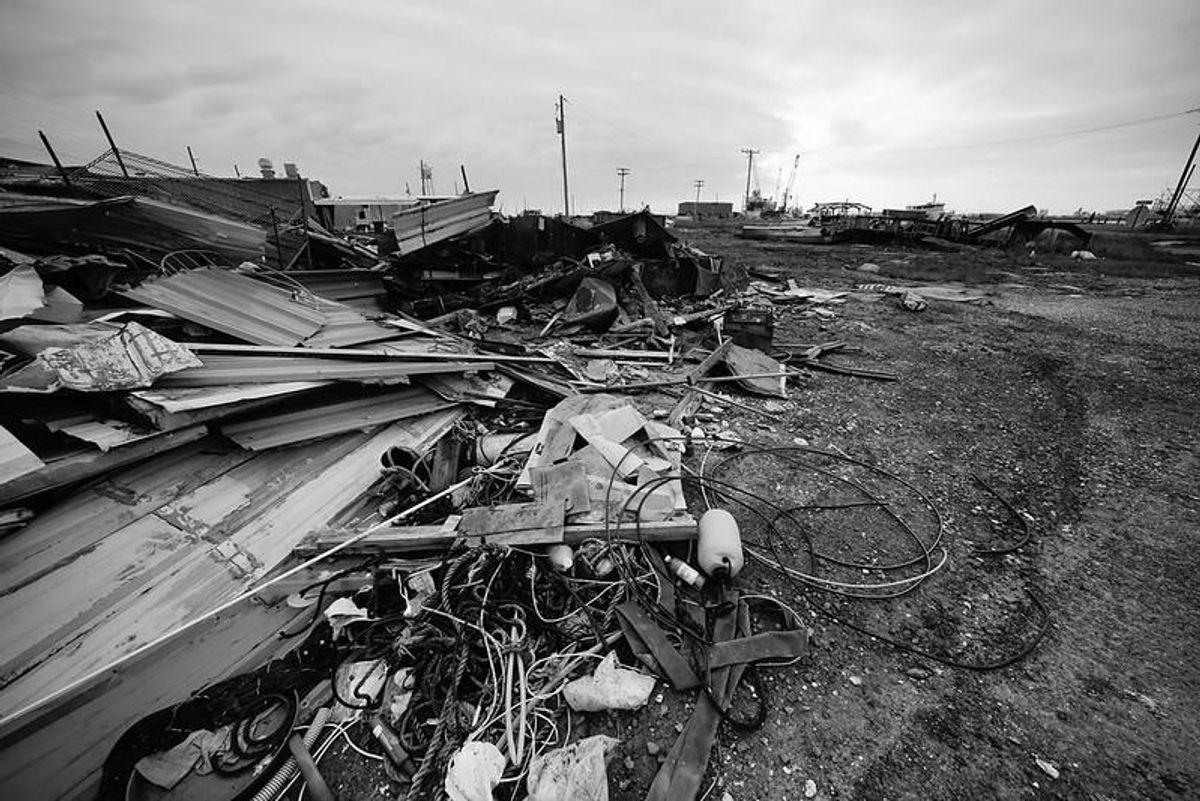 After Hurricane Ida, Louisiana Bayou community contemplates moving or rebuilding