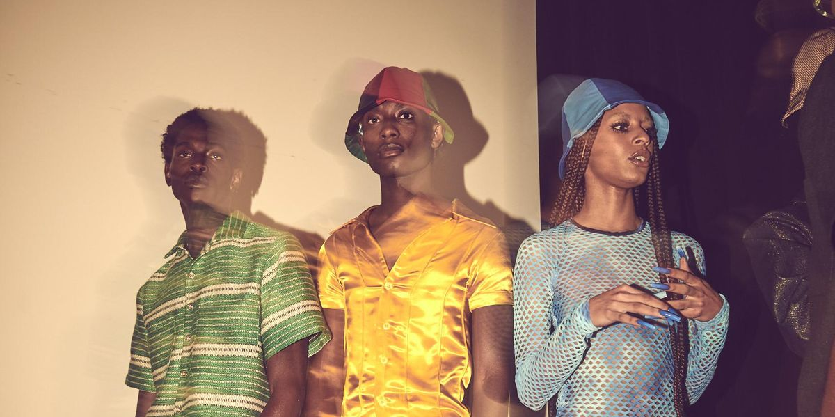 Theophilio Brought Jamaican Pride to NYFW