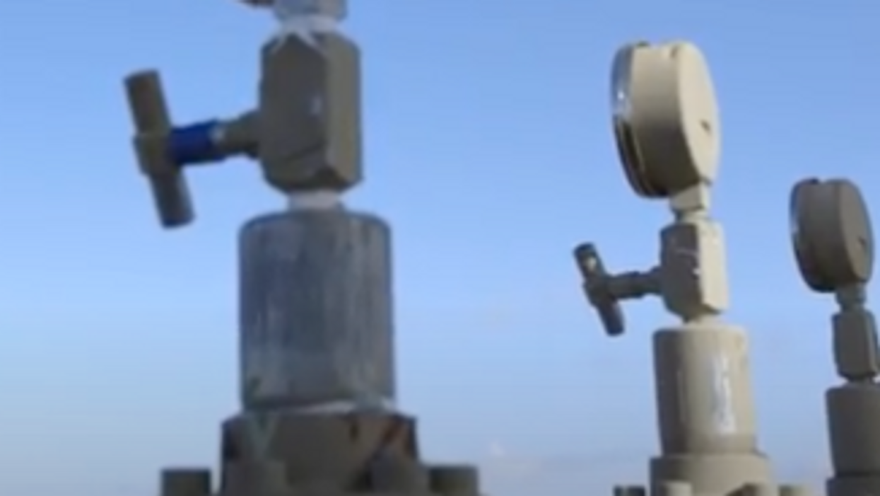 Methane plumes detected near Energy Transfer's natural gas pipeline