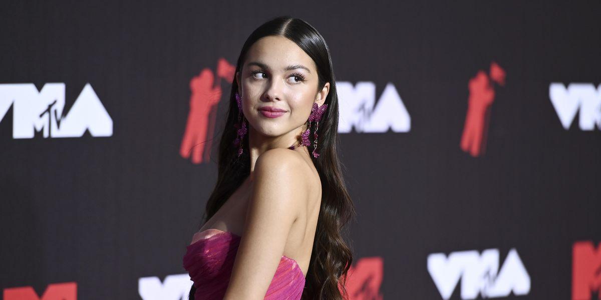 Olivia Rodrigo Won Big at the VMAs