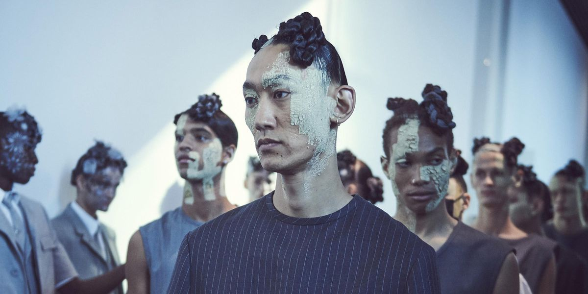 Thom Browne's NYFW Show Made People Cry