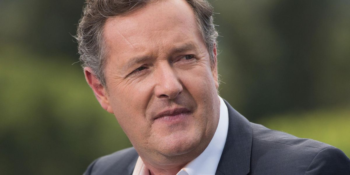 Piers Morgan Slammed After Saying Transgender MMA Fighter 'Beat up a Woman on TV'