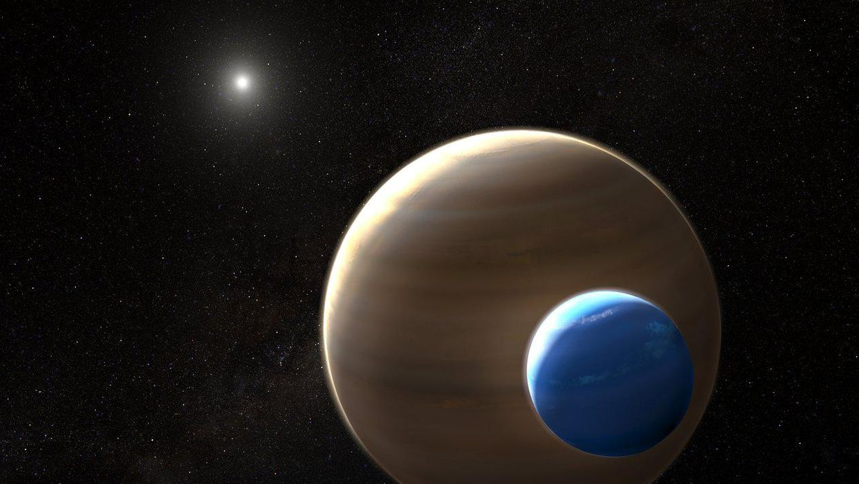 Exoplanets with moons may be likelier to host life