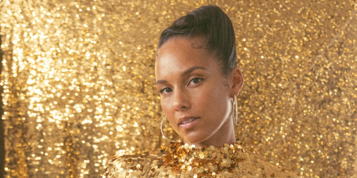 Getting Ready With Alicia Keys at the VMAs