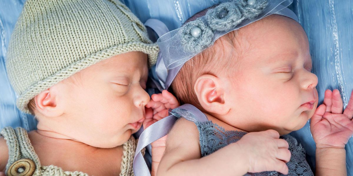 Mom Accidentally Names Her Twins After TV Characters and People Won't Stop Making Fun of Her