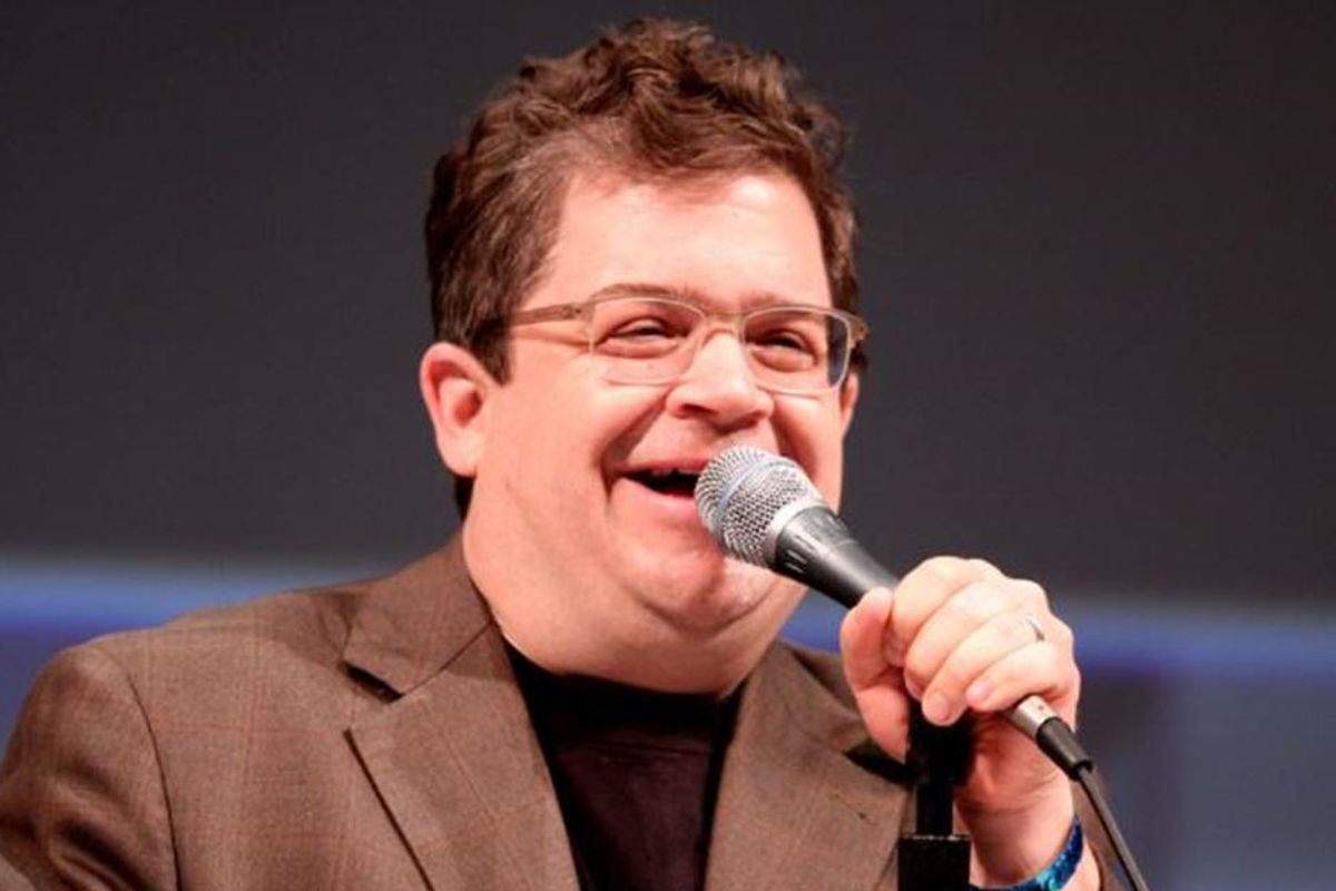Patton Oswalt has the best response to people mad that he cancelled his new stand-up shows