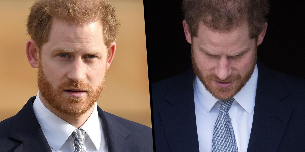 Prince Harry's Birthday Ruined After Receiving Sad News