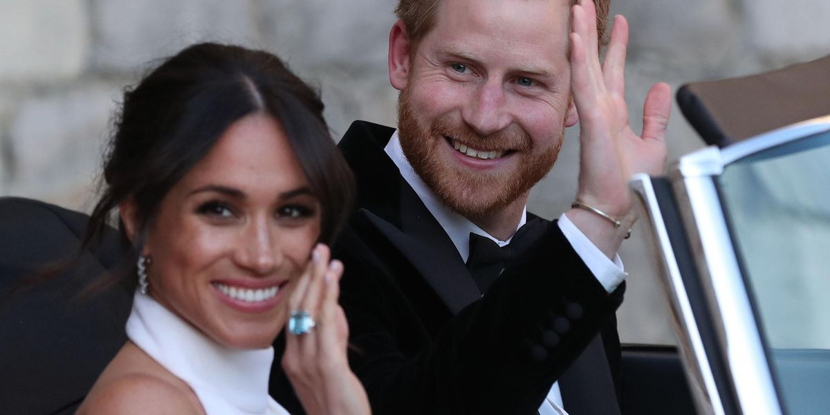 Harry And Meghan Star On Cover Of TIME's 'Most Influential People 2021'