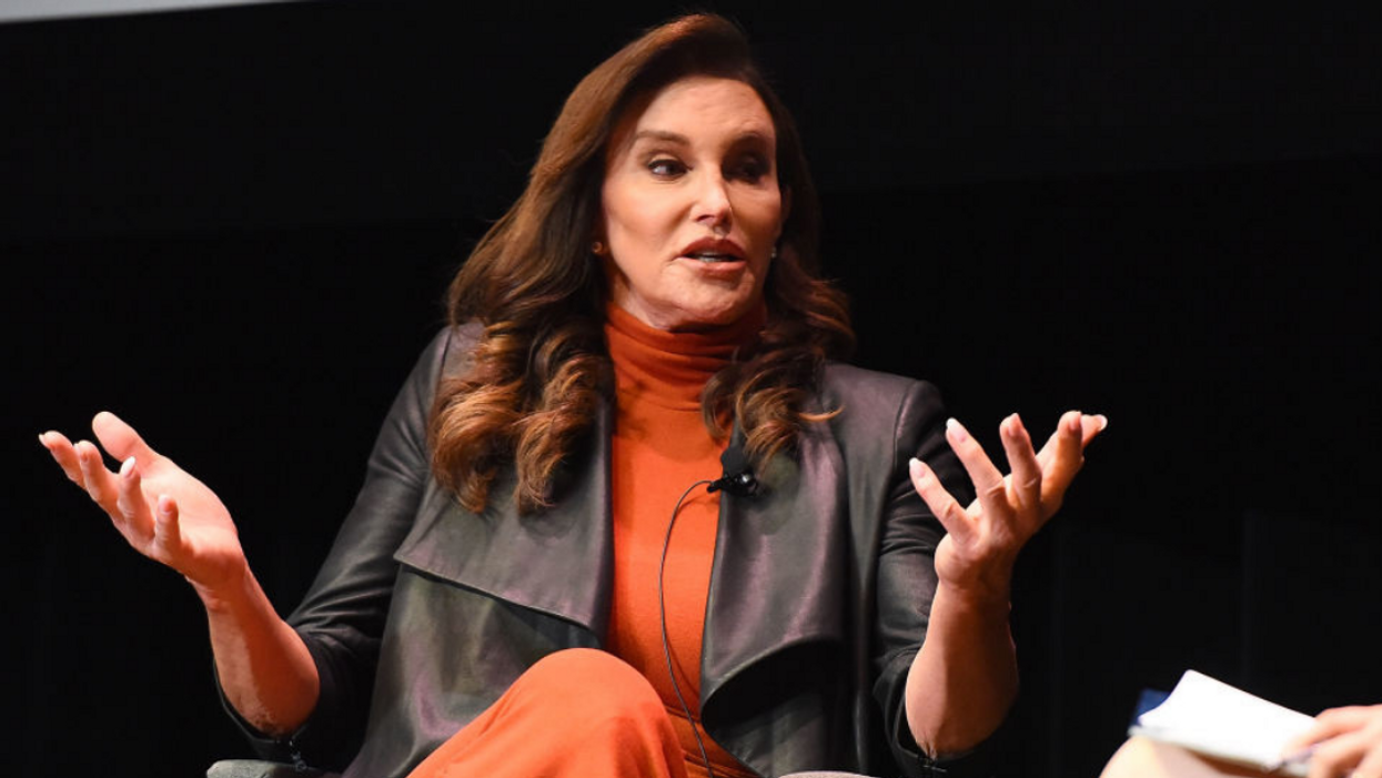 Caitlyn Jenner Lashes Out After Getting Barely One Percent Of California Recall Vote: 'It's A Shame'