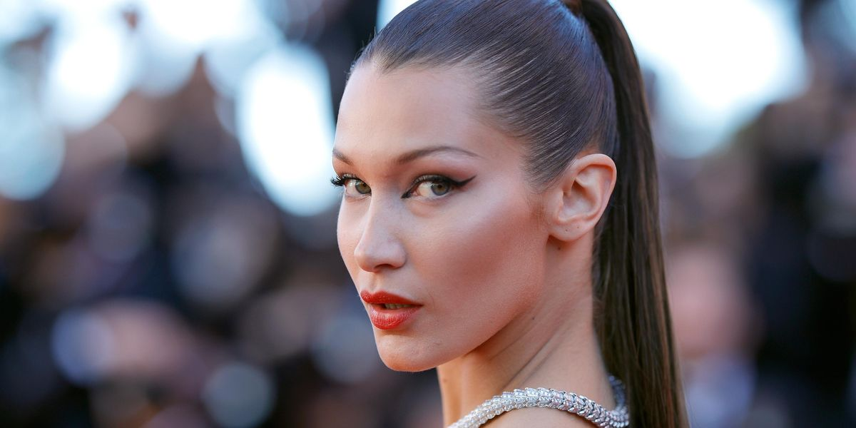 Fear Not, Bella Hadid Is in Fact Vaxxed