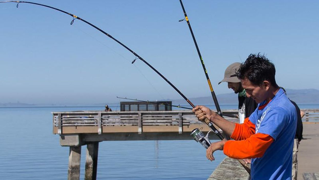 Changing climate poses burden as people count on fishing