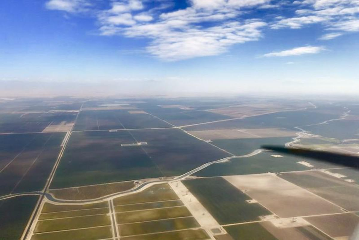 Growing uncertainty in the Central Valley