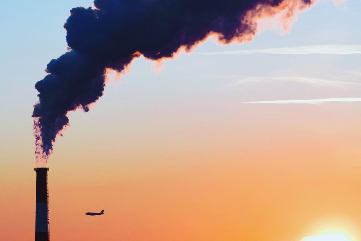 Production of forever chemicals emits potent greenhouse gases, analysis finds