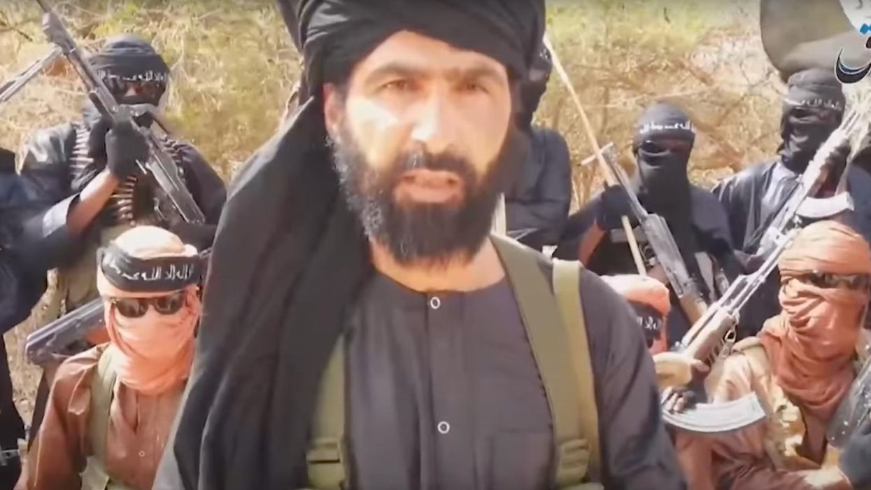 French military kills ISIS leader with $5 million bounty on his head who led ambush murder of US special forces soldiers