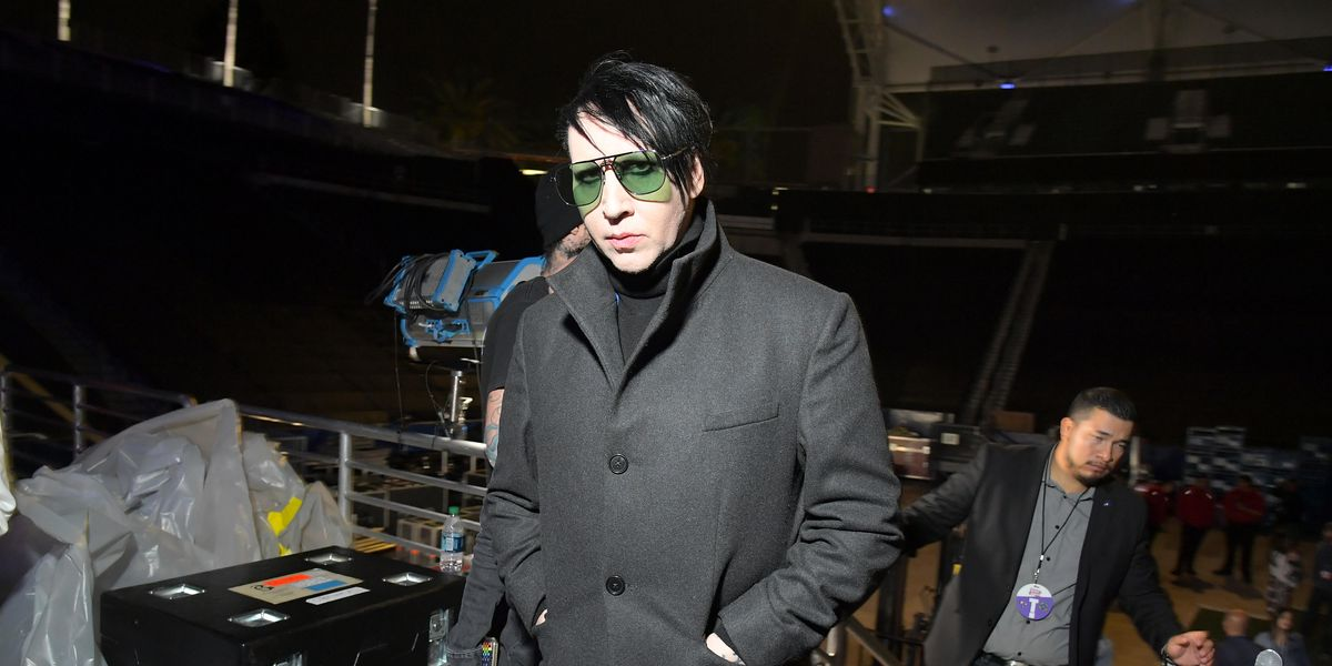 Judge Dismisses Sexual Assault Lawsuit Against Marilyn Manson