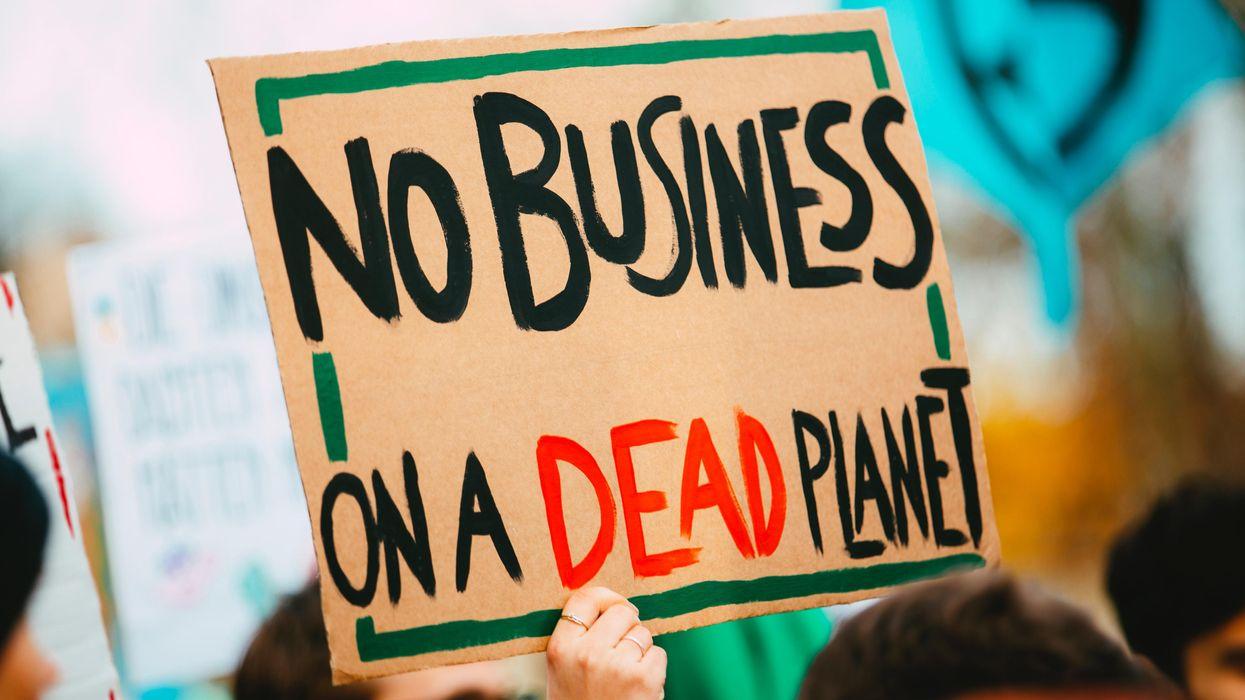 Climate finance shortfall threatens global warming goals