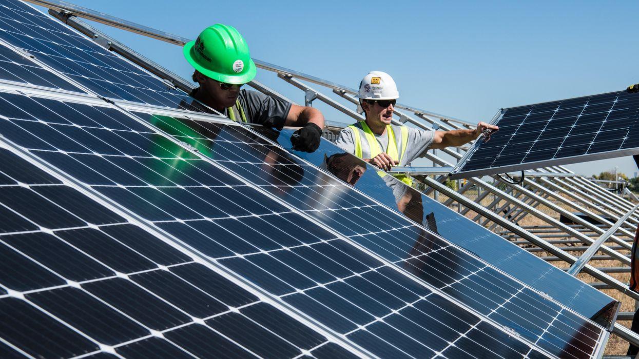 This grid technology could make or break Biden's solar plans
