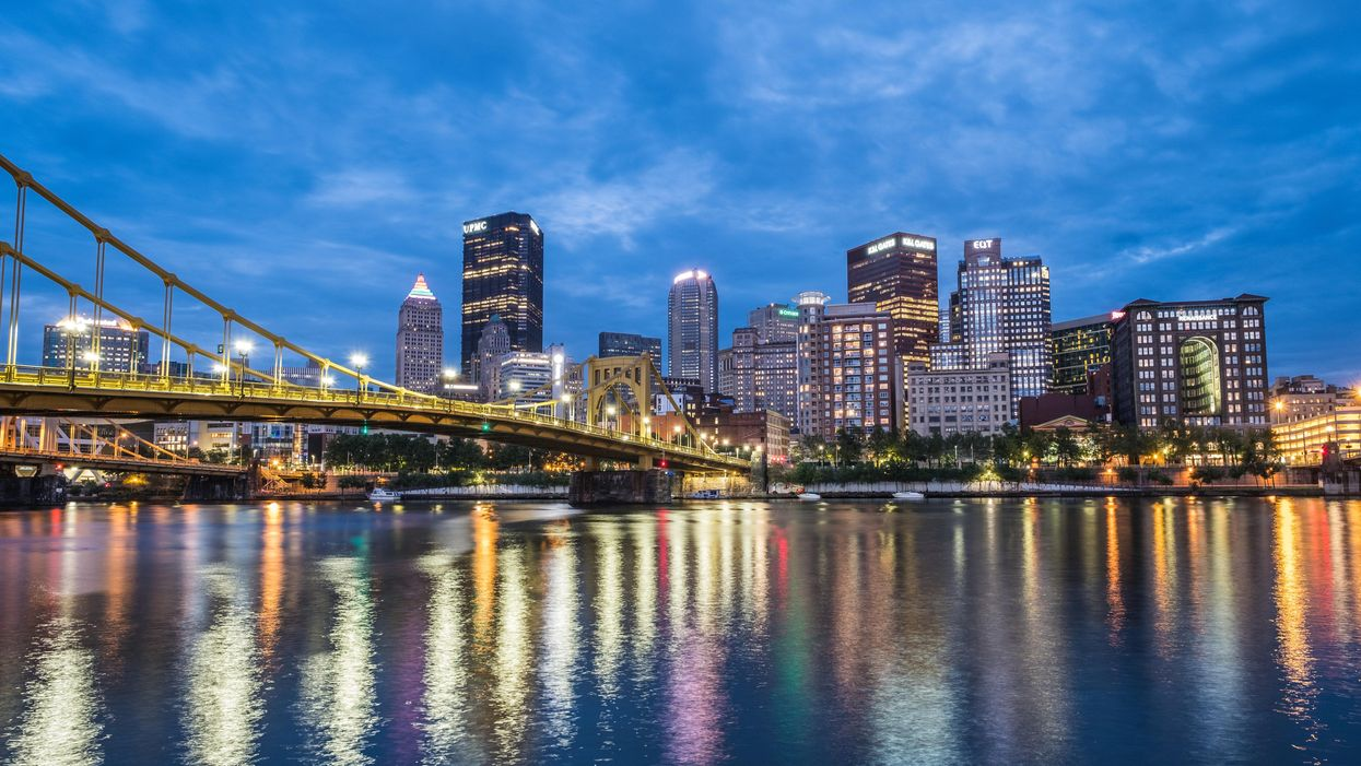 Downtown Pittsburgh office occupancy is way down, but energy use? Not so much