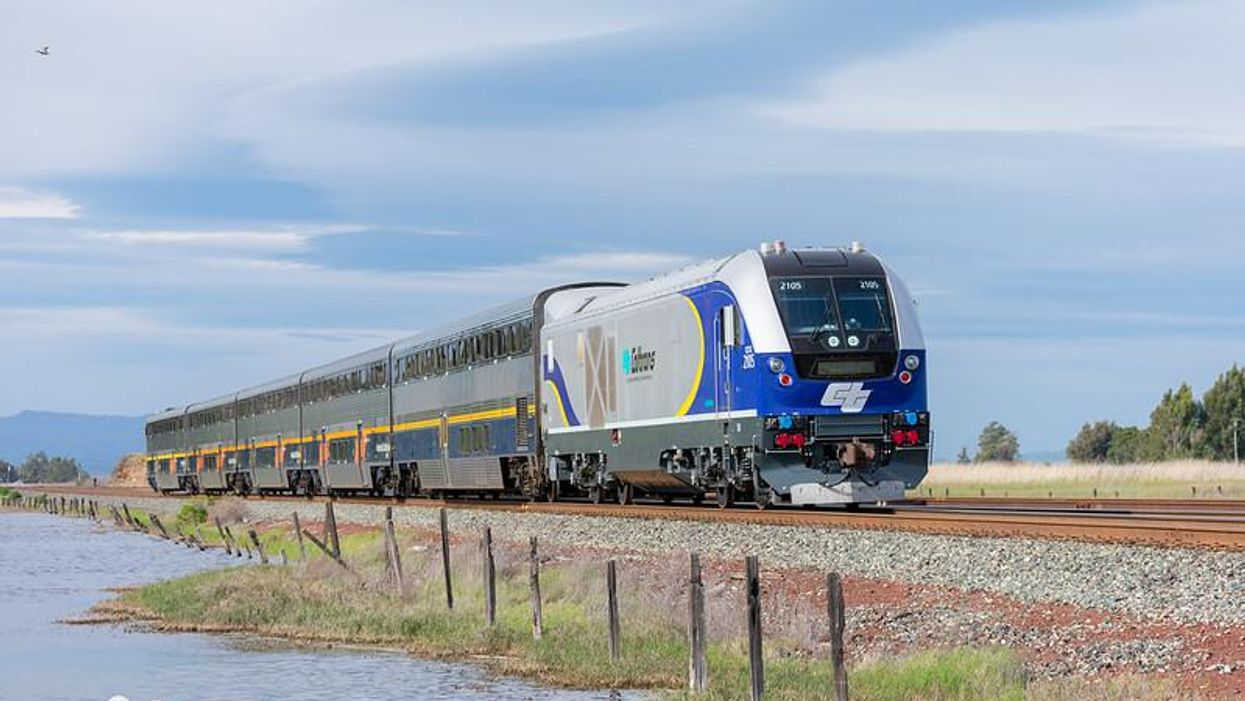 High-speed train to Las Vegas is hailed as an eco jackpot. But will it harm desert sheep?