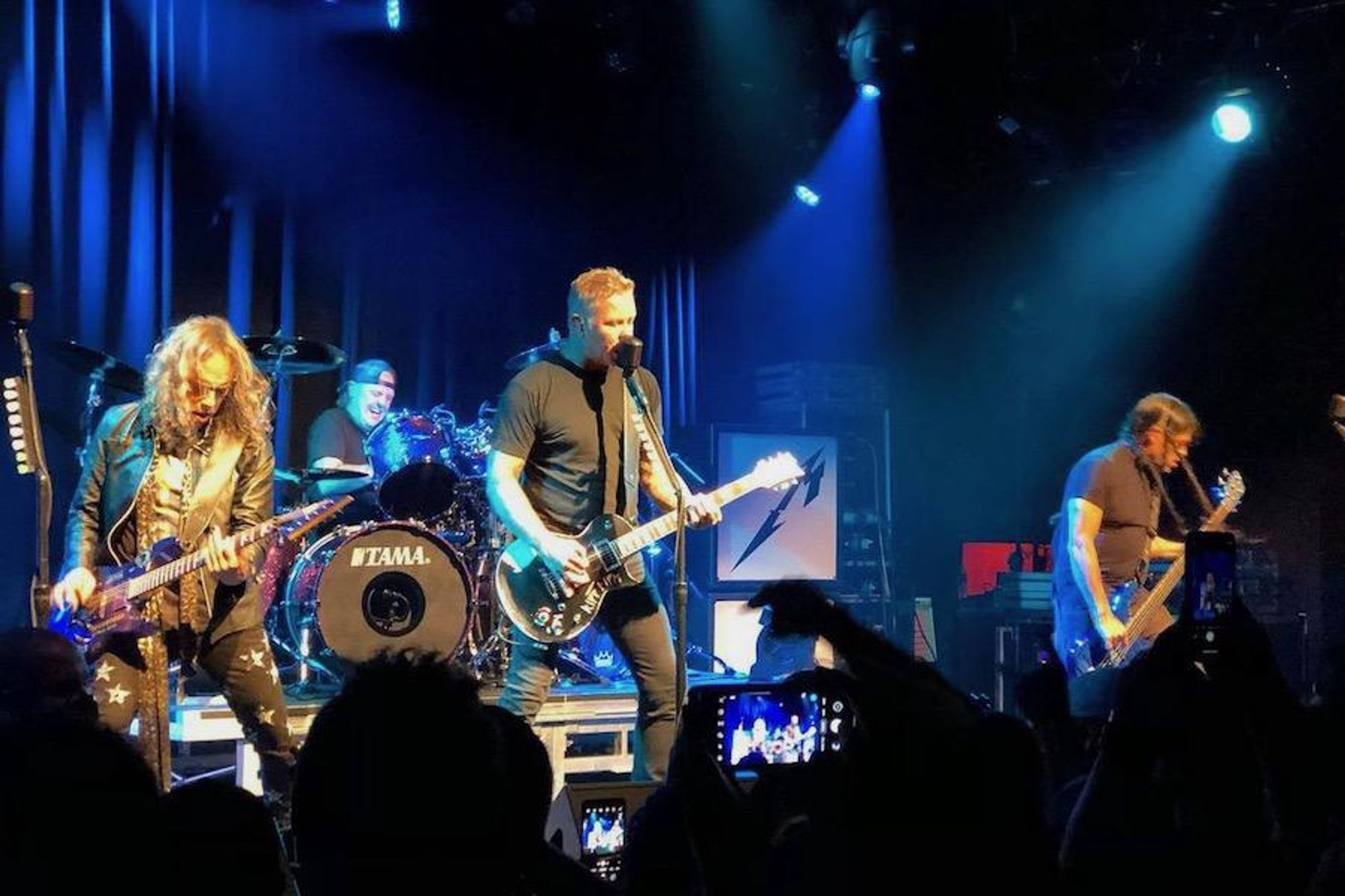 Metallica sells out surprise show with $19.81 tix + more good news around the Bay Area