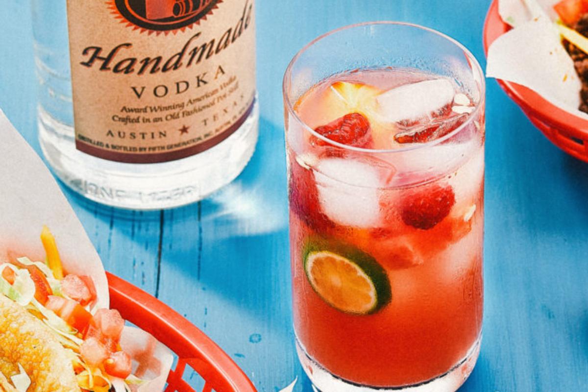 Drink of the week: Tito's Sangrita