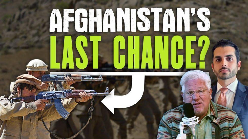 Meet Afghanistan's last resistance against the Taliban: 'We're determined'