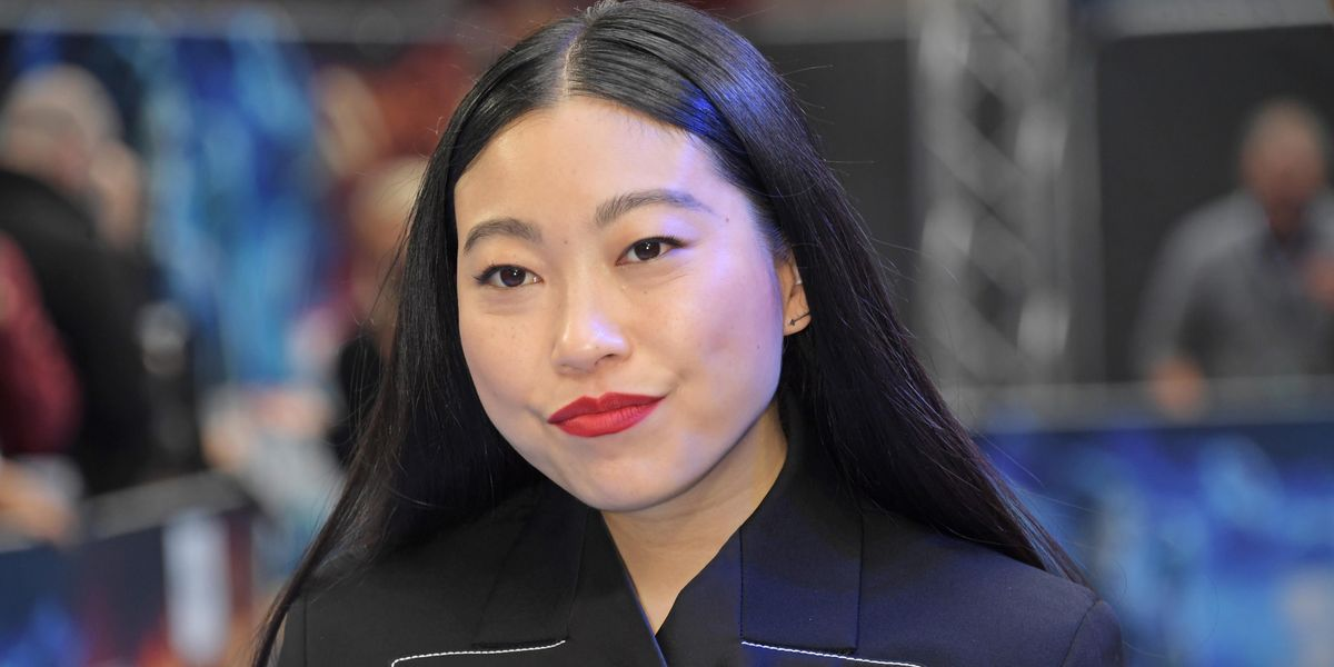 Awkwafina Addresses 'Blaccent' Controversy
