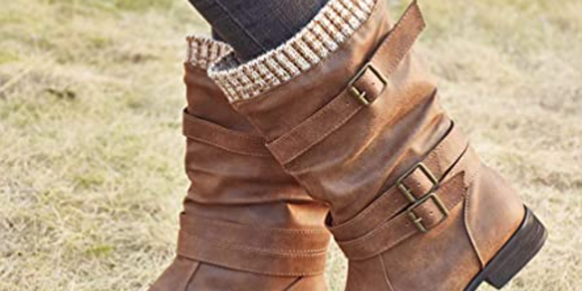37 Fall Boots & Shoes You'll Want on Your Feet This Season