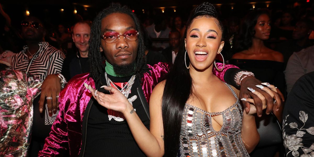 Cardi B Welcomes Second Child with Offset