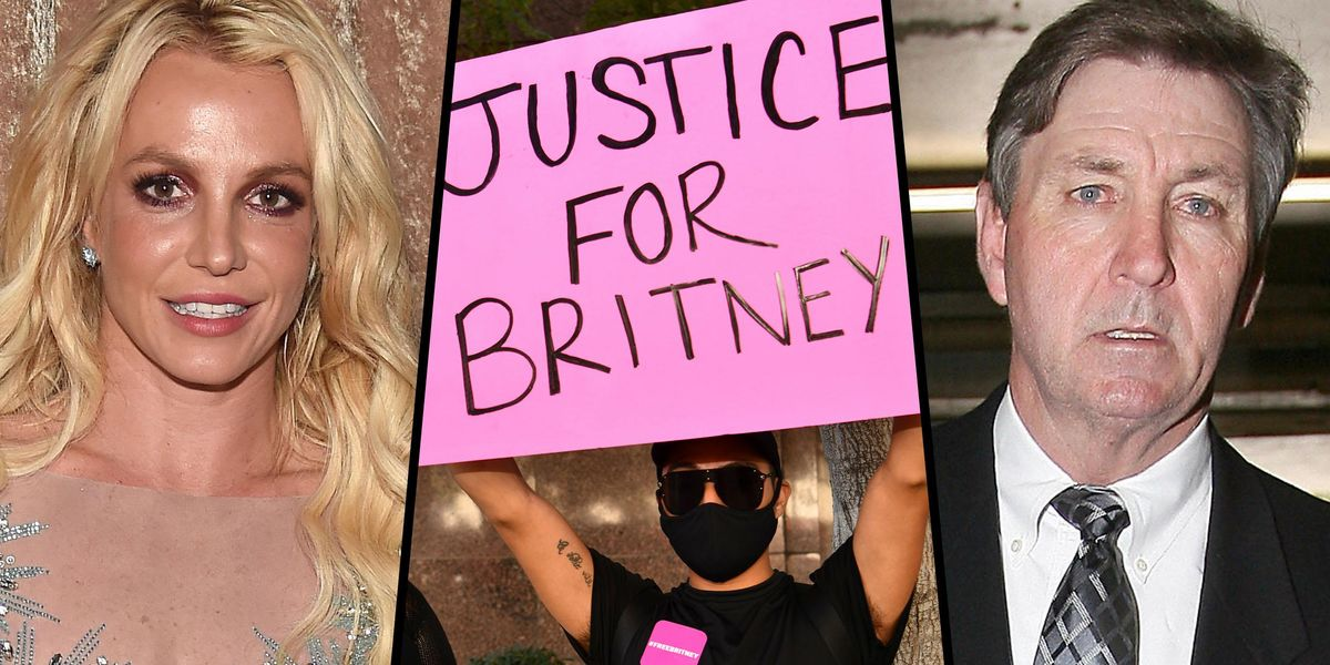 Jamie Spears Files Documents to End Britney Spears' Conservatorship