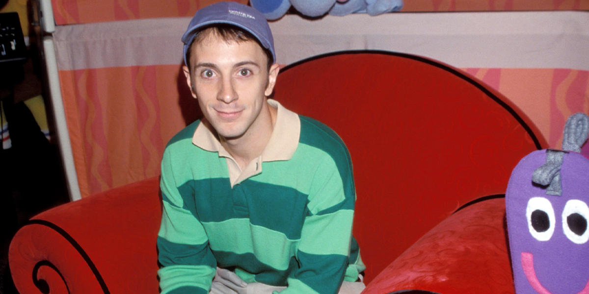 Steve From 'Blue's Clues' Just Posted a New Video With a Message for Grown-up Fans and We're Sobbing