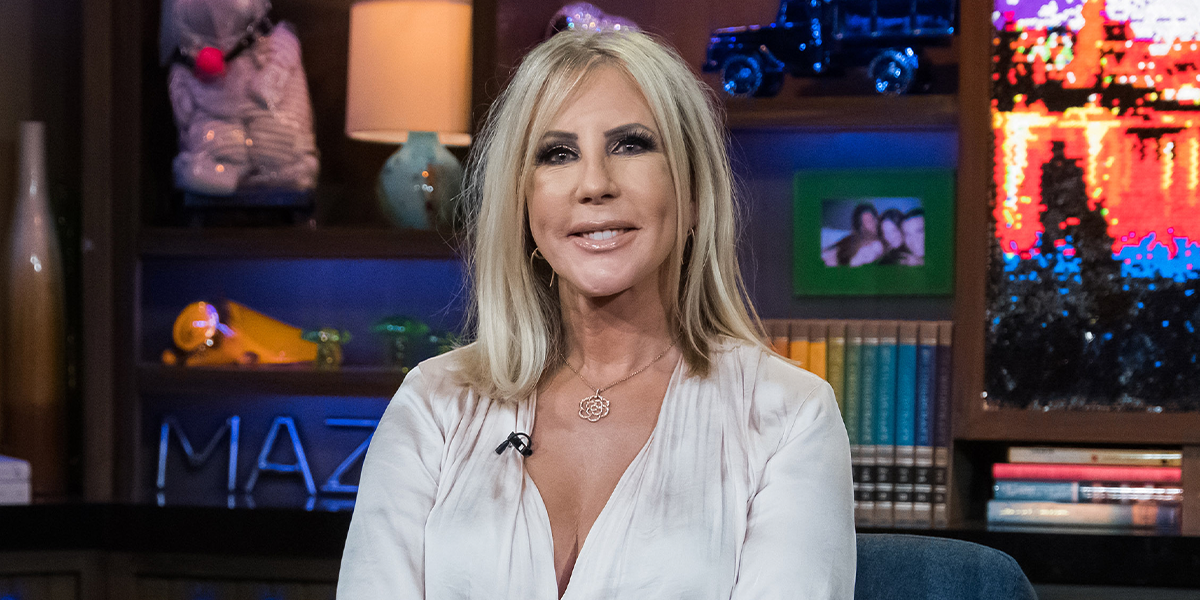 Vicki Gunvalson's Son-in-Law Outraged After She 'Ruins' Gender Reveal