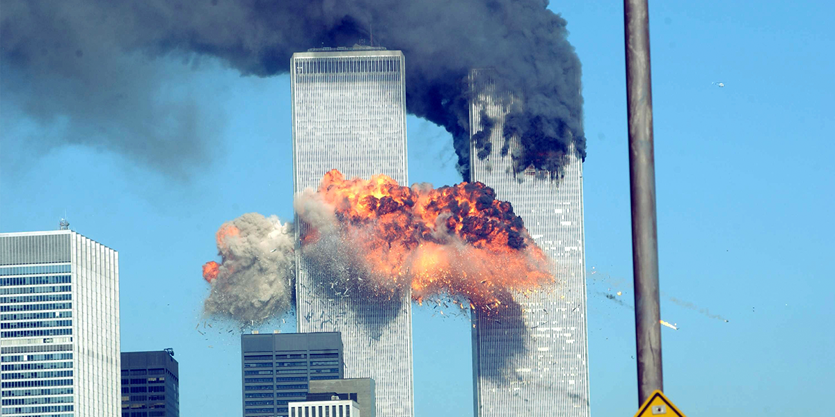 Teen Born 6 Days After His Dad Died on 9/11 Overcomes His Fear of Elevators at the WTC