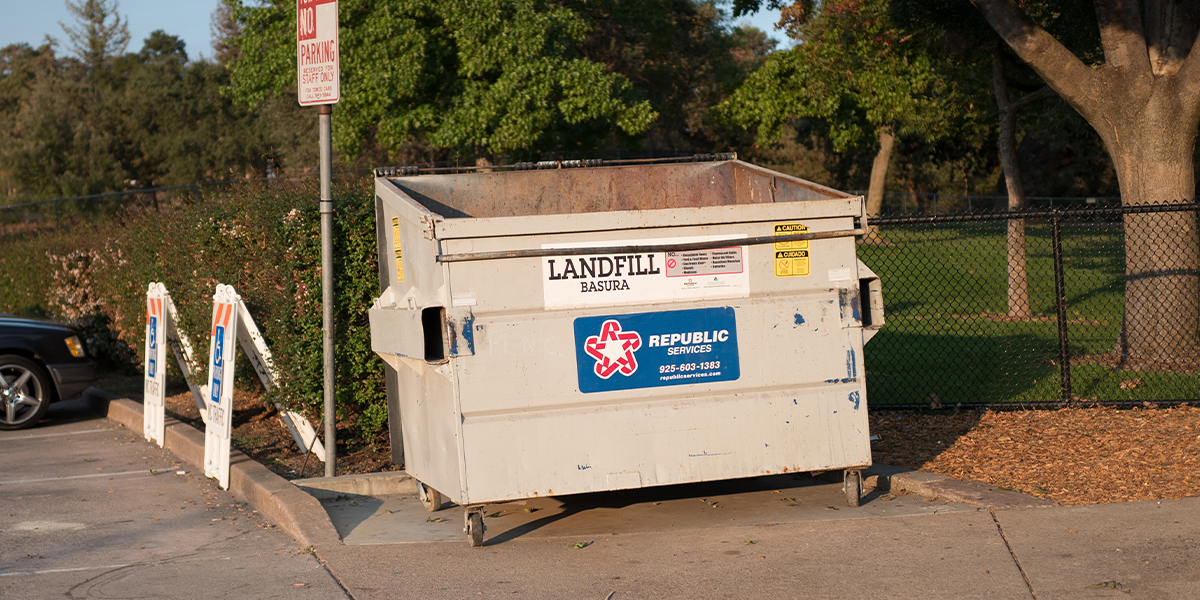 Mom-of-4 Ditches Job To Become a Dumpster Diver Earning $1,000 a Week