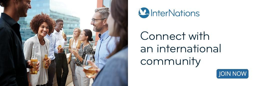 InterNations - Connect with an international community