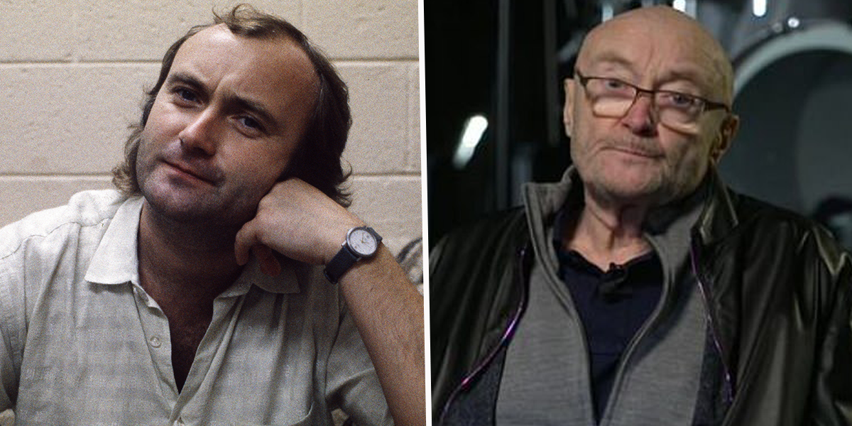 Phil Collins Sparks Concern During 'Frail and Unwell-Looking' TV Appearance