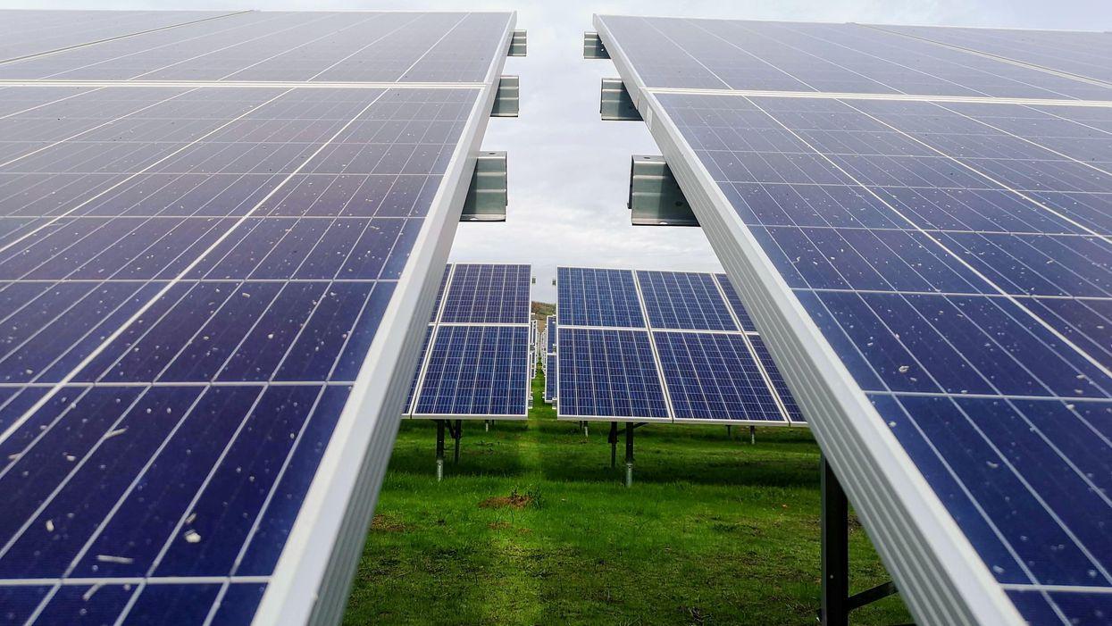 Biden's solar goals hinge on reconciliation bill