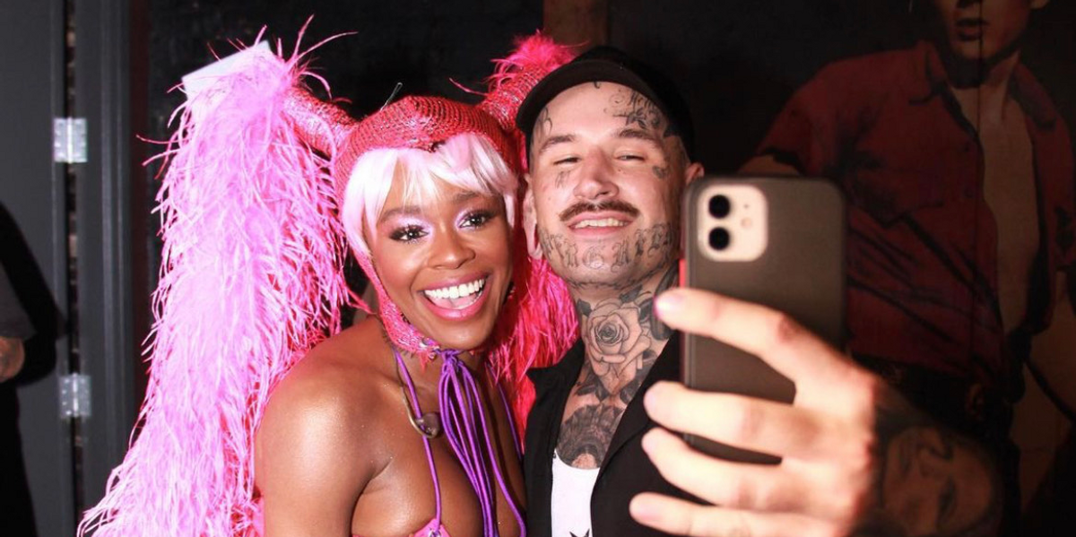 How Pissy Pussy Made Azealia Banks' Pink Webster Hall Costume