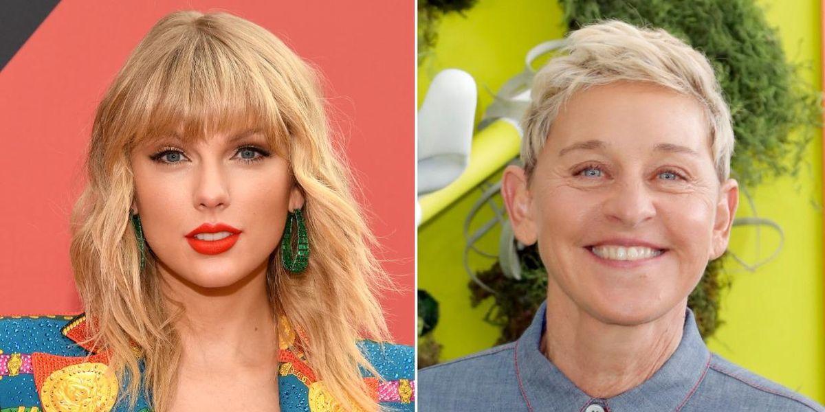 Taylor Swift Fans Criticize Ellen DeGeneres Over 'Sexist' Interview