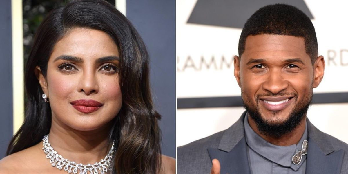 Priyanka Chopra and Usher Are Hosting an Activism Competition