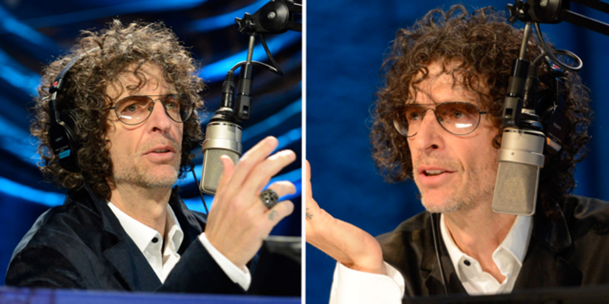 Howard Stern Blasts 'Imbecile' Unvaccinated Americans in Cuss-Filled Rant