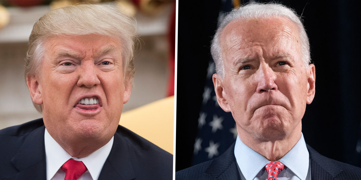 Donald Trump Says He'd Knock Joe Biden Out in 'Seconds' if They Met in a Boxing Ring