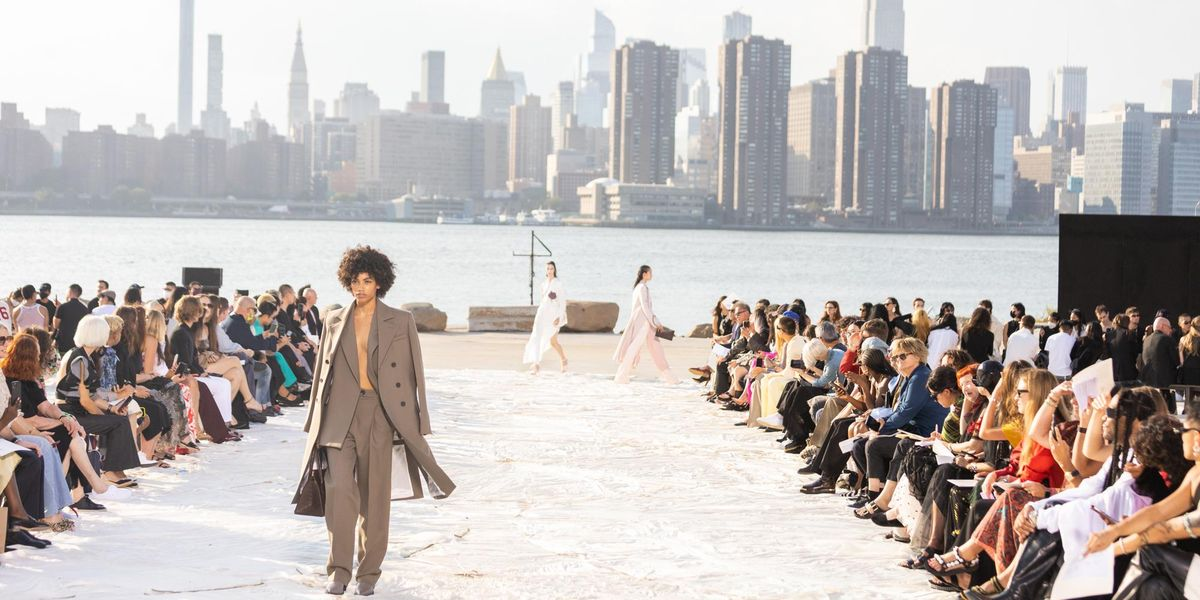 New York Fashion Week Needed Peter Do