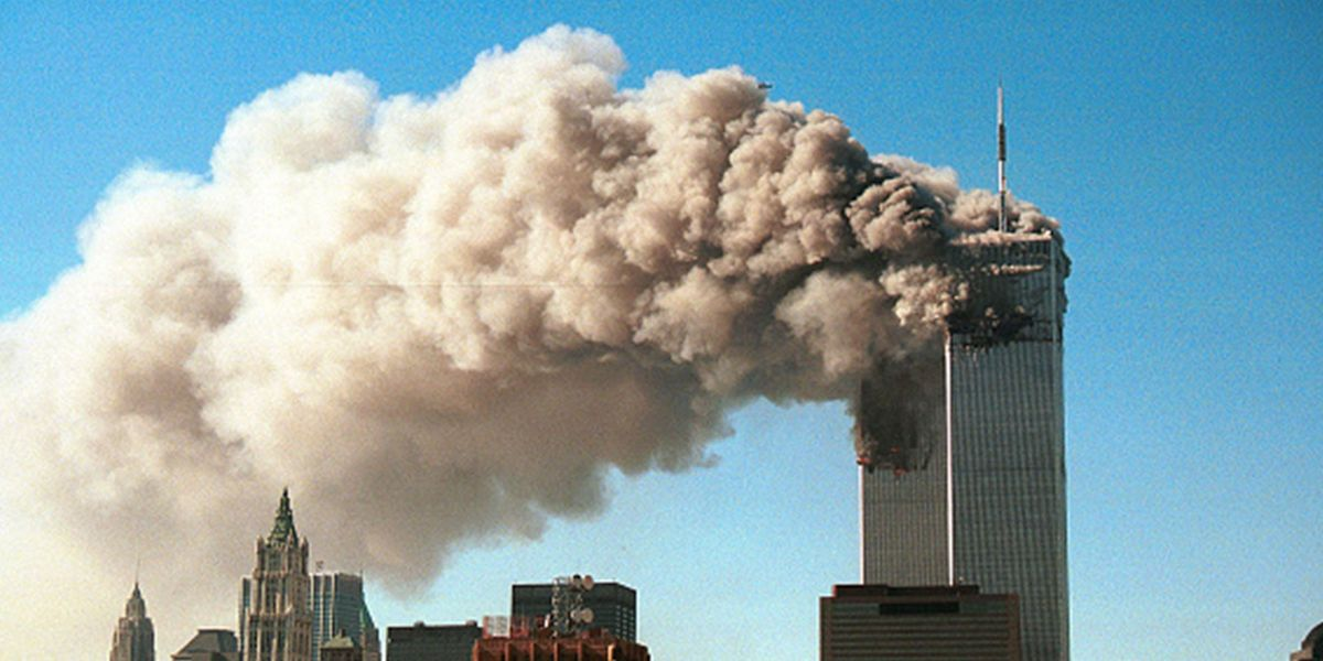 9/11 Hero's Final Words to His Wife Play Out His Heroic Actions Minute-by-Minute