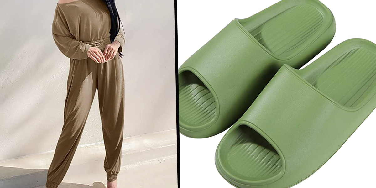 37 Cozy Loungewear Items That Are Perfect for Fall