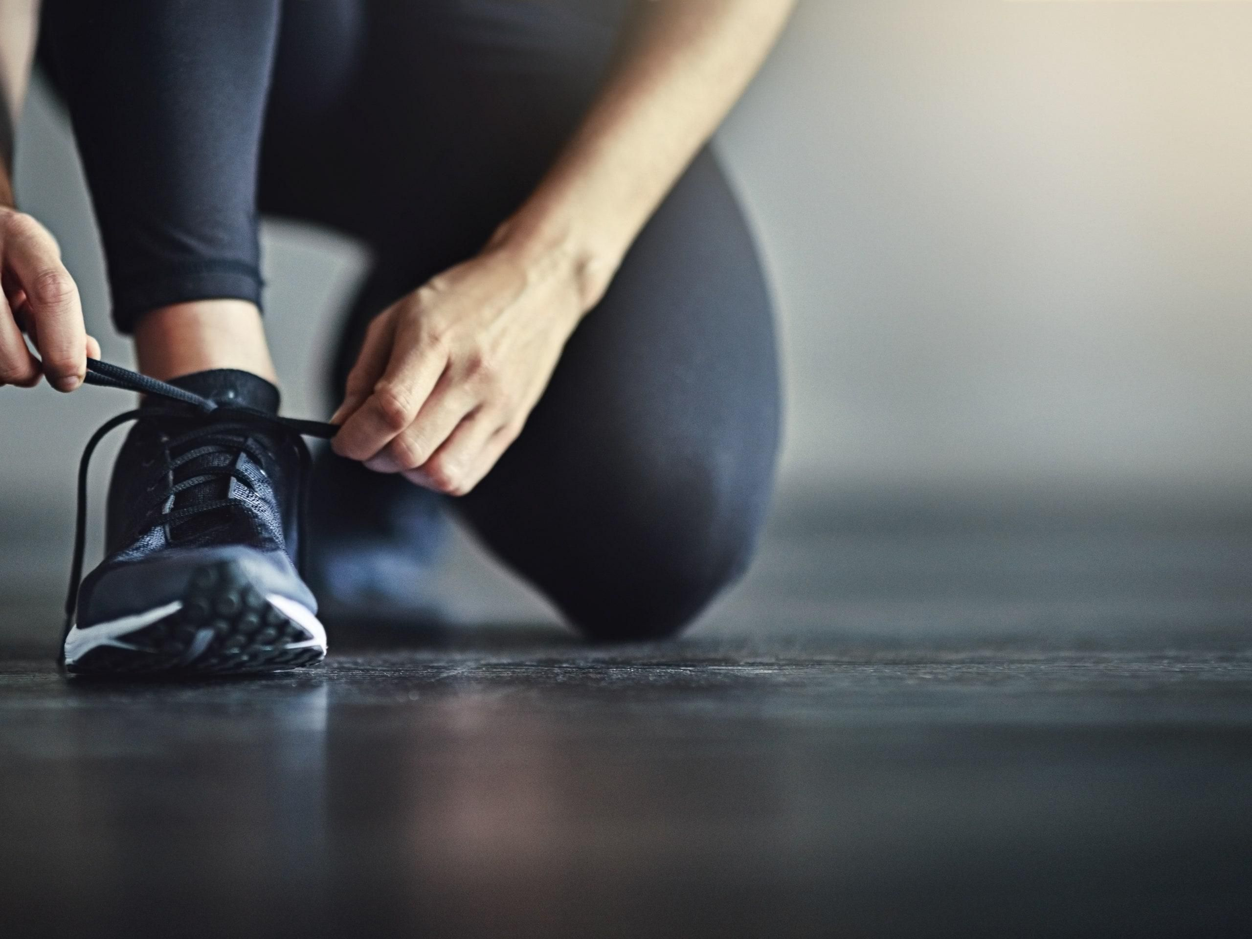 Does It Matter What Type Of Shoe You Wear To Workout?