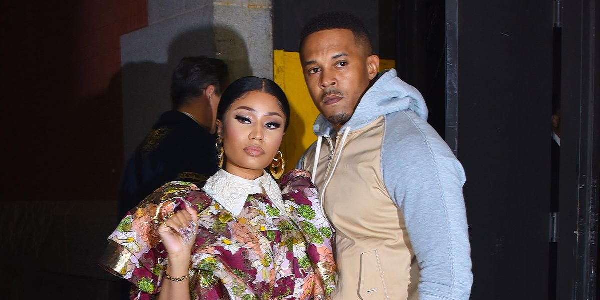 Nicki Minaj's Husband Pleads Guilty to Failure to Register as a Sex Offender